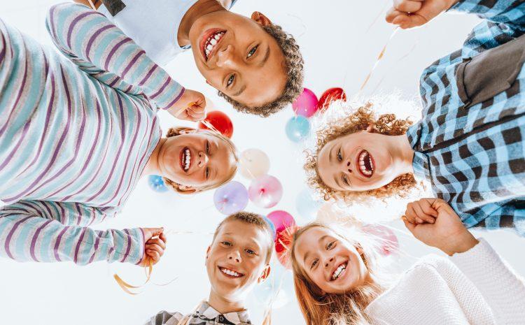 Outubro: Mês das crianças!